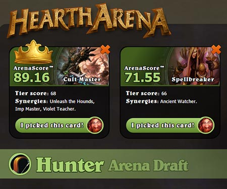 Hearth Arena - Beyond the tierlist